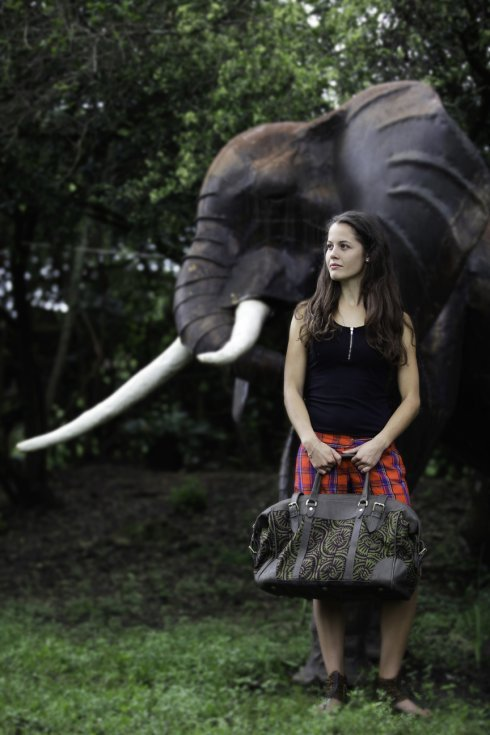 Elephants4Life Weekender Bag