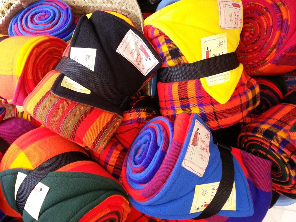 Shuka Blankets with Fleece