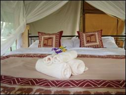 Mara Bush Camp Tent © Sunworld Safaris