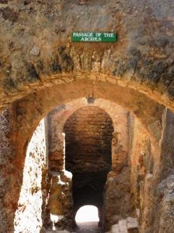 Fort Jesus Arches