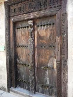 Fort Jesus Door
