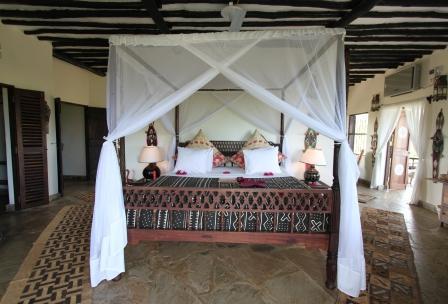 Kinondo Kwetu Bedroom