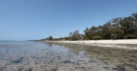 Kinondo Kwetu Beach