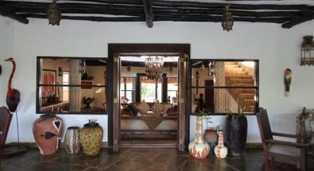 Kinondo Kwetu Villa