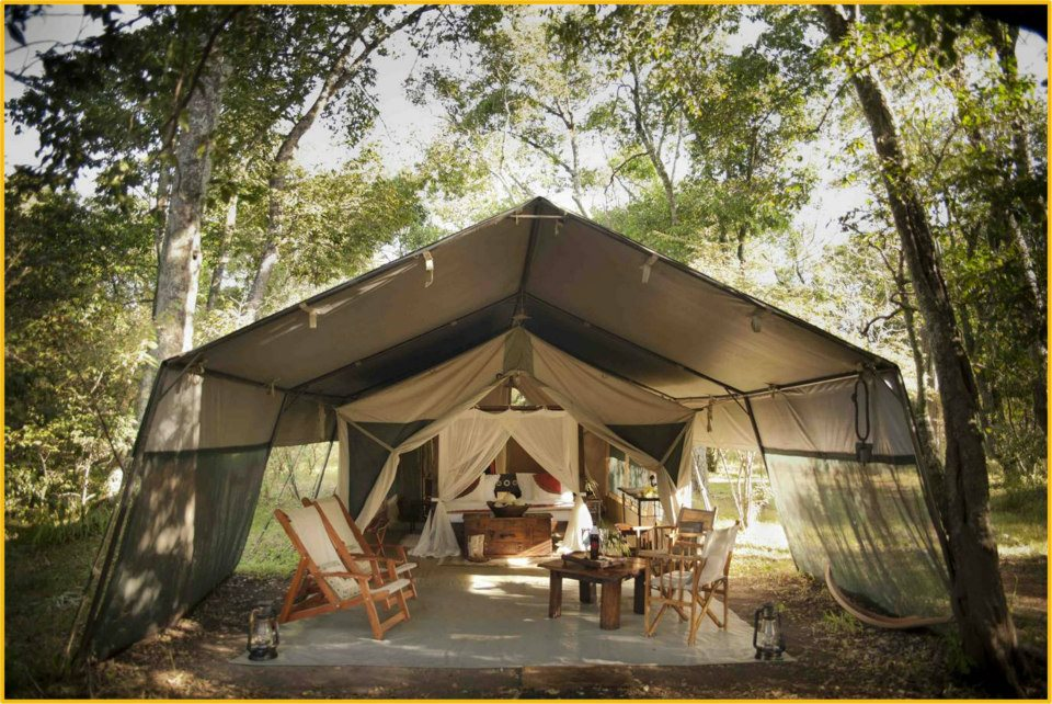 Mara Bush Camp © Sunworld Safaris
