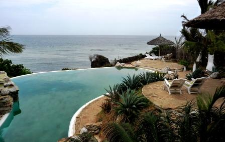 Msambweni Beach House Pool