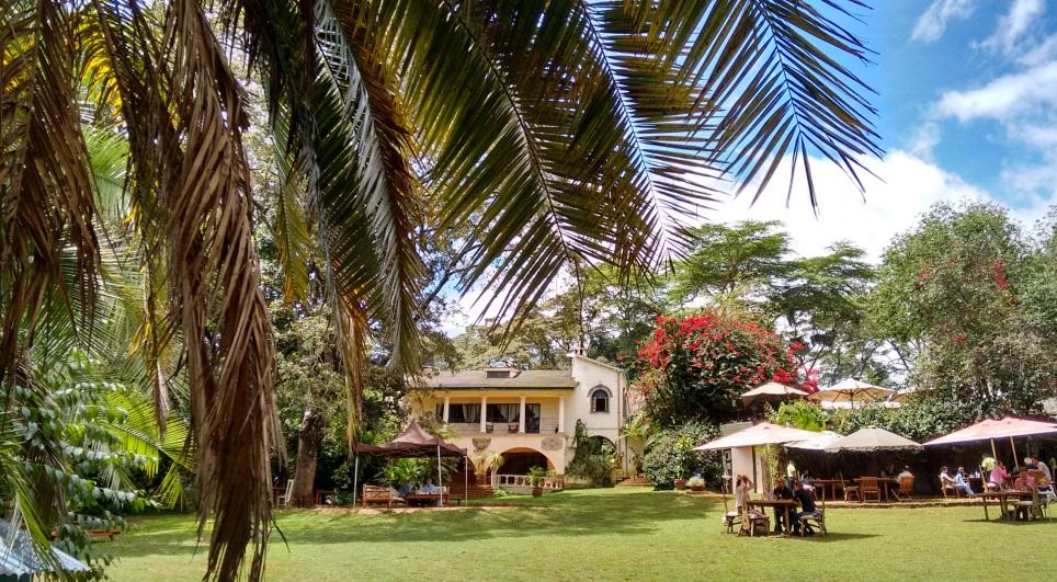 Purdy Arms Garden