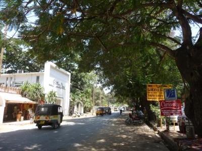 Malindi city center