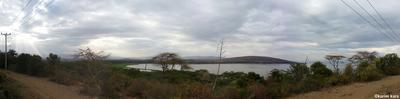 Exploring Naivasha a little more by bike