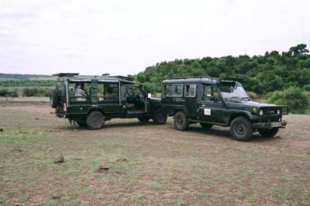 Kicheche jeep
