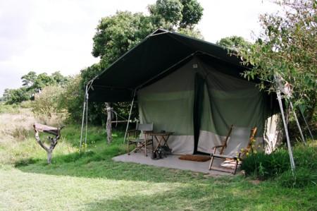 Kicheche in Masai Mara