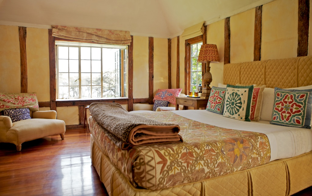 Manor House Bedroom