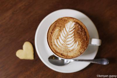 Cappuccino at Java Karen
