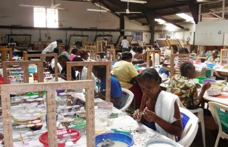 Kazuri Beads Factory Workshop