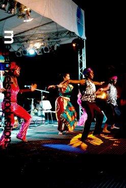 Kenya Dancers