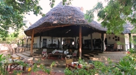 Kinondo Kwetu Main House