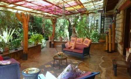 Macushla House Garden