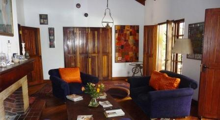 Macushla House Livingroom
