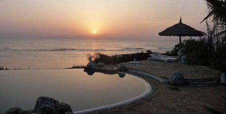 Msambweni Beach House Sunrise