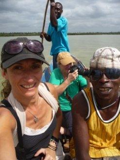 Mida Creek Boat Trip